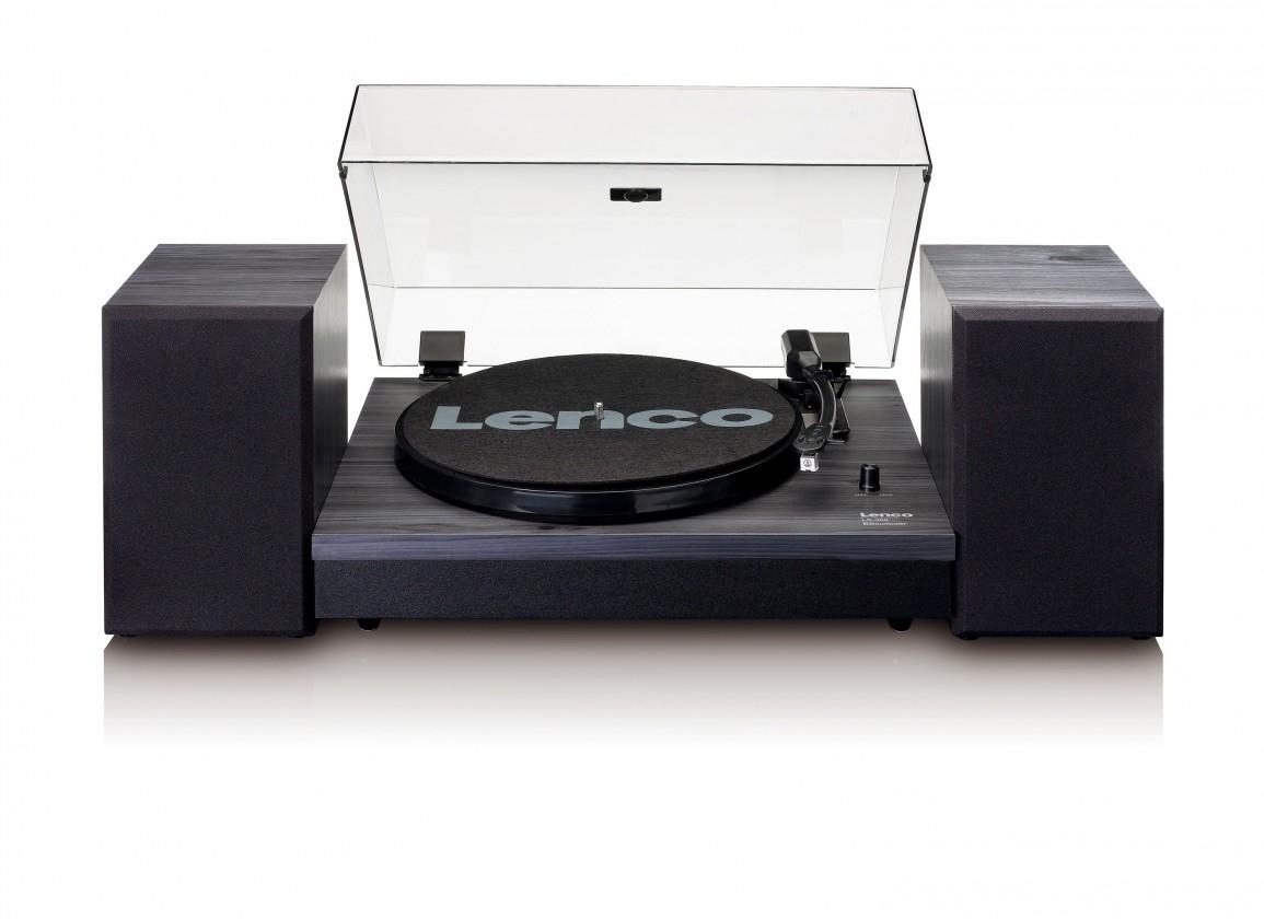 Hi-Fi gramofony Gramofon Lenco LS-300 černý