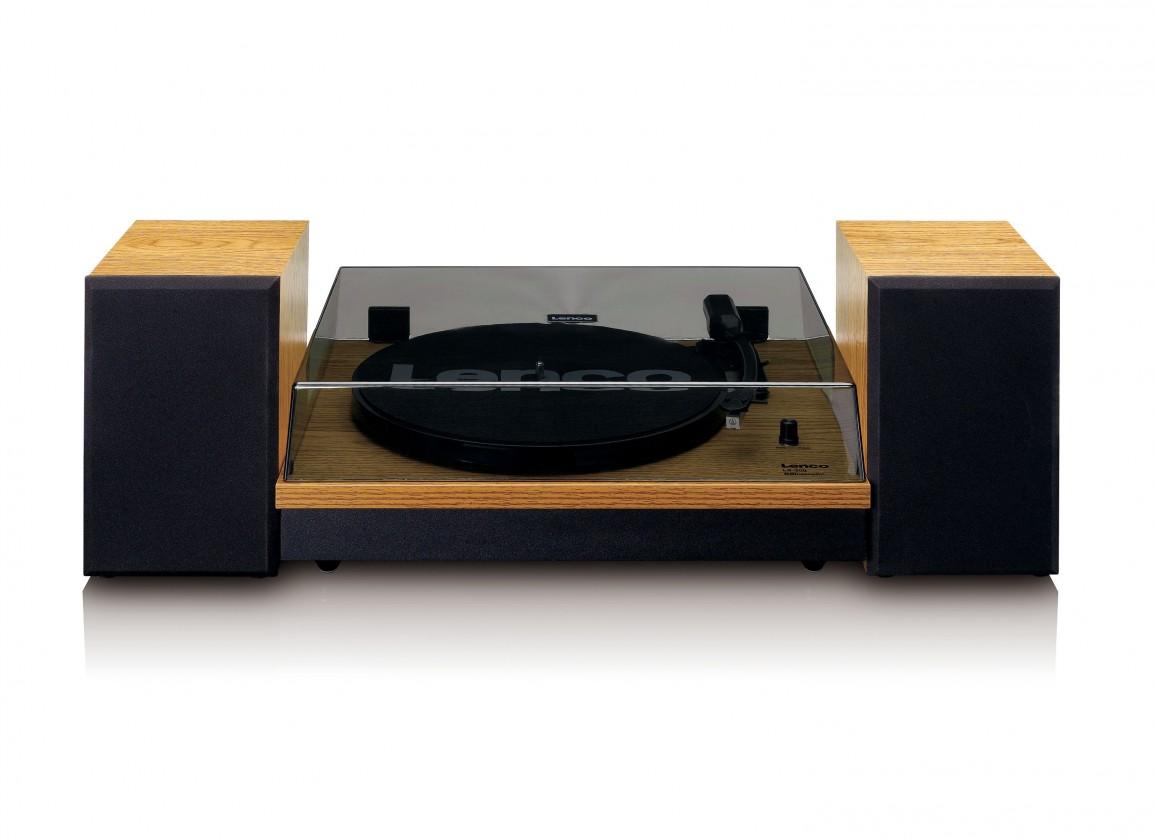 Hi-Fi gramofony Gramofon Lenco LS-300
