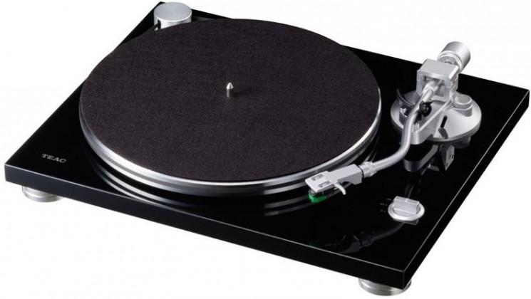 Hi-Fi gramofony Gramofon TEAC TN-3B, černý
