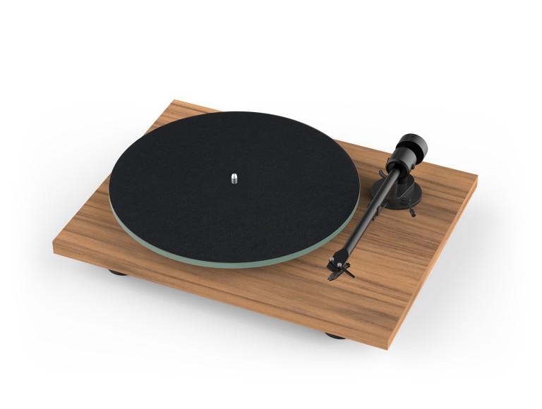 Hi-Fi gramofony Pro-Ject T1, hnědý