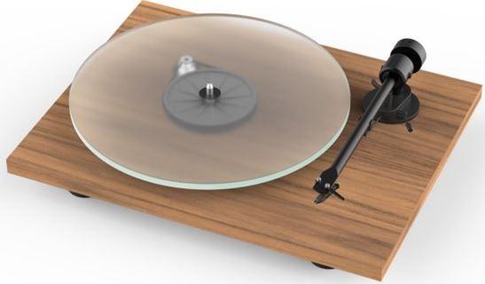 Hi-Fi gramofony Pro-Ject T1 Phono SB, hnědý