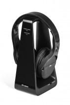 Hi-Fi sluchátka Meliconi HP Digital, černá