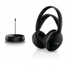 Hi-Fi sluchátka Philips SHC5200, černá