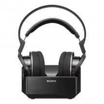 Hi-Fi sluchátka Sony MDR-RF855RK, černá