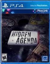 Hidden Agenda (PS719934462)