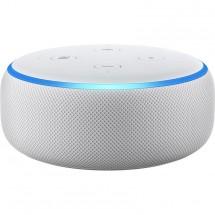 Hlasový asistent Amazon Echo Dot Sandstone (bílý) (3.generace)