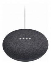 Hlasový asistent Google Home mini Charcoal POUŽITÉ, NEOPOTŘEBENÉ