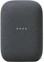 Hlasový asistent Google NEST audio, charcoal