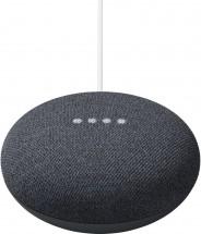 Hlasový asistent Google NEST mini charcoal