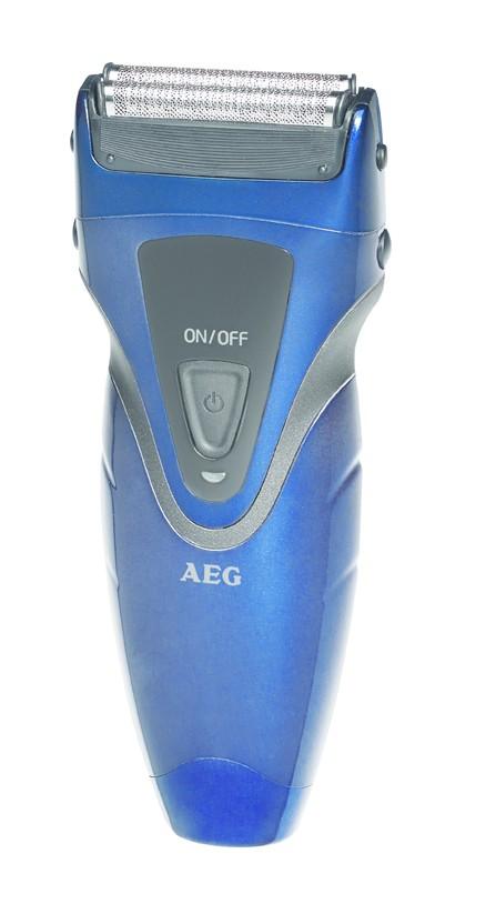Holicí strojek AEG HR 5627 modrý