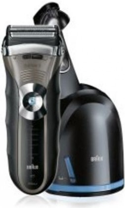 Holicí strojek Braun Series 3-390-4 Clean&Charge