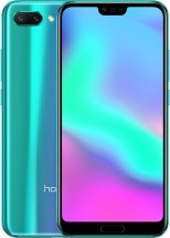 HONOR 10 128+4GB Phantom Green + dárek