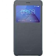 Honor 6X Smart Cover - S-View flip pouzdro, Grey