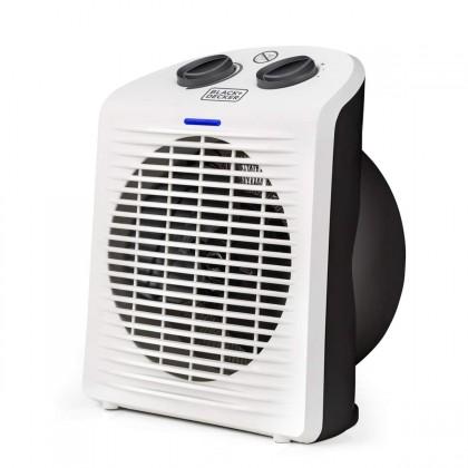 Horkovzdušný ventilátor Horkovzdušný ventilátor Black+Decker BXSH2000E