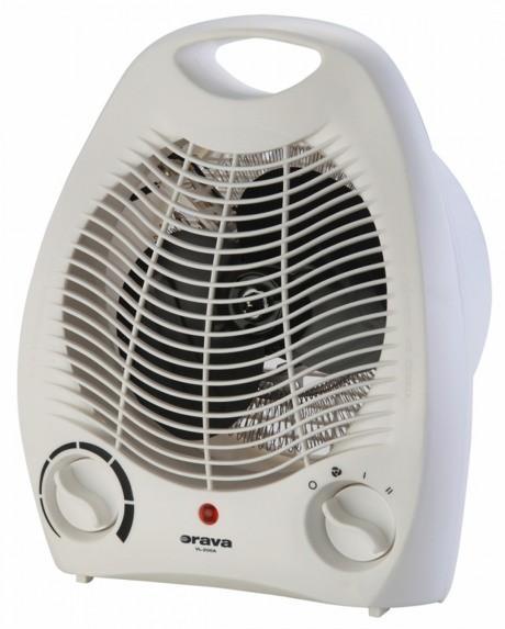 Horkovzdušný ventilátor ORAVA VL-200 A