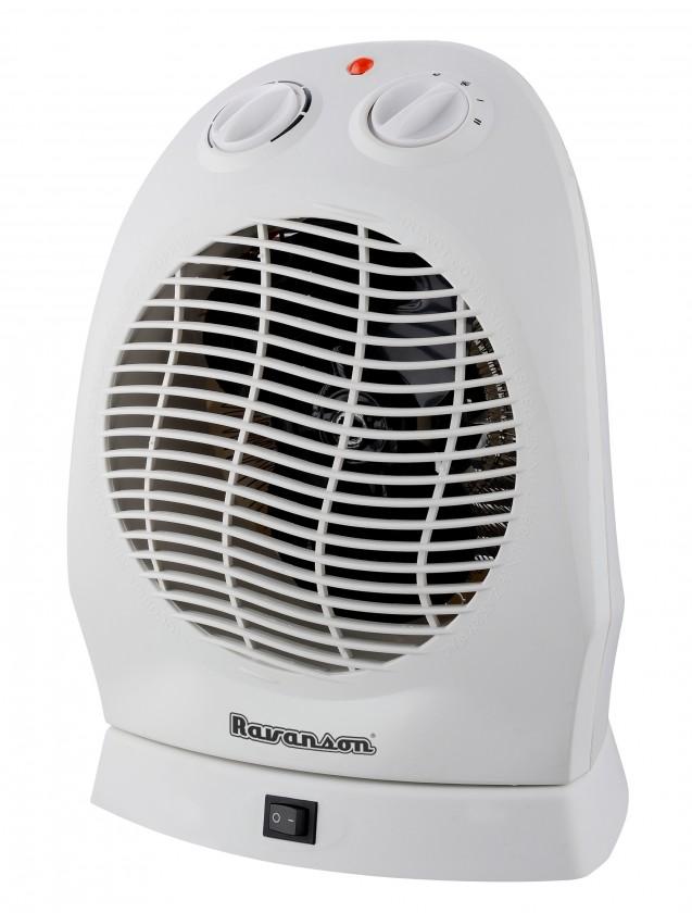 Horkovzdušný ventilátor RAVANSON FH-500