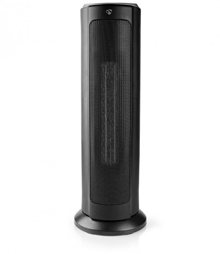 Horkovzdušný ventilátor Teplovzdušný ventilátor Nedis WIFIFNH10CBK