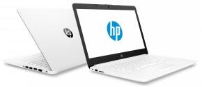 HP 14-dg0002nc, bílá 4XX13EA