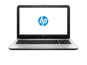 HP 15-ba069 X5X83EA, stříbrná