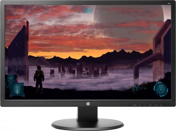 """HP 24o - LED monitor 24"""" X0J60AA"""