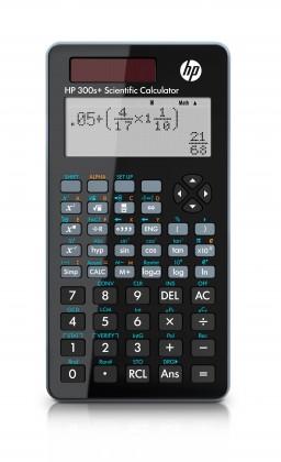 HP 300s  Scientific Calculator - CALC