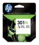 HP 301XL tříbarevná (CH564EE)