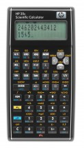 HP 35s Scientific Calculator - Calc ROZBALENO