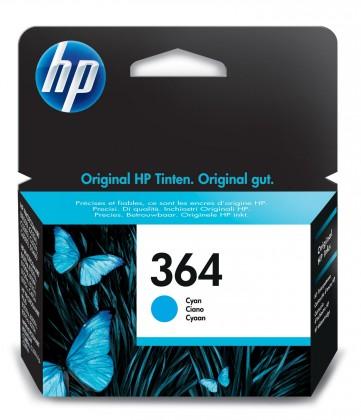 HP 364, (CB318EE) modrá - originální