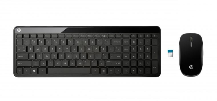 HP C6020, set klávesnice a myši, CZ P0Q51AA#AKB