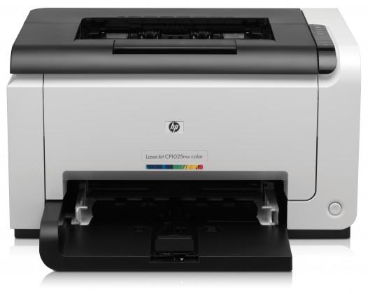 HP Color LaserJet Pro CP1025nw CE918A