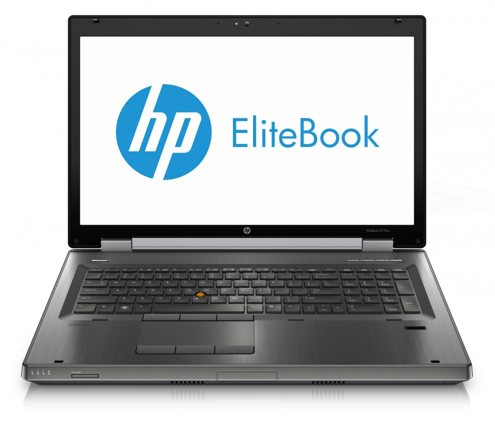 HP EliteBook 8770w (LY568EA)