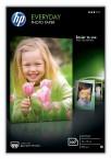 HP Everyday Glossy Photo Paper-100 sht/10 x 15 cm, 200 g/m2, CR75