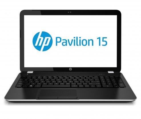 HP Pavilion 15-e030sc, červená