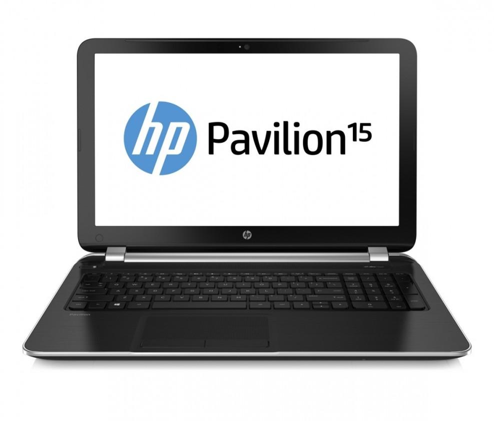 HP Pavilion 15-n005sc černý (F1D96EA)