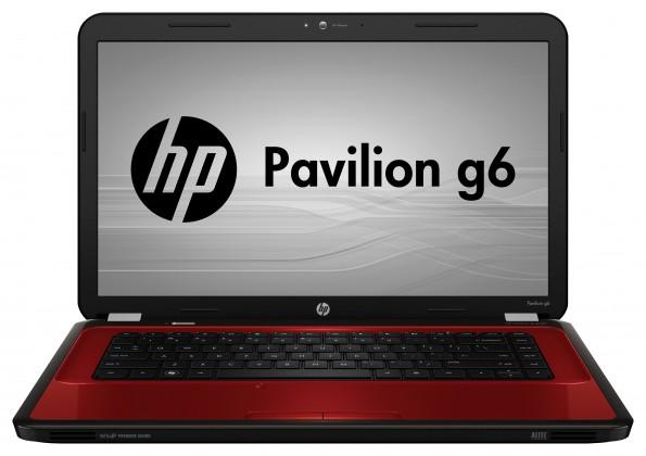 HP Pavilion G6-1205sc