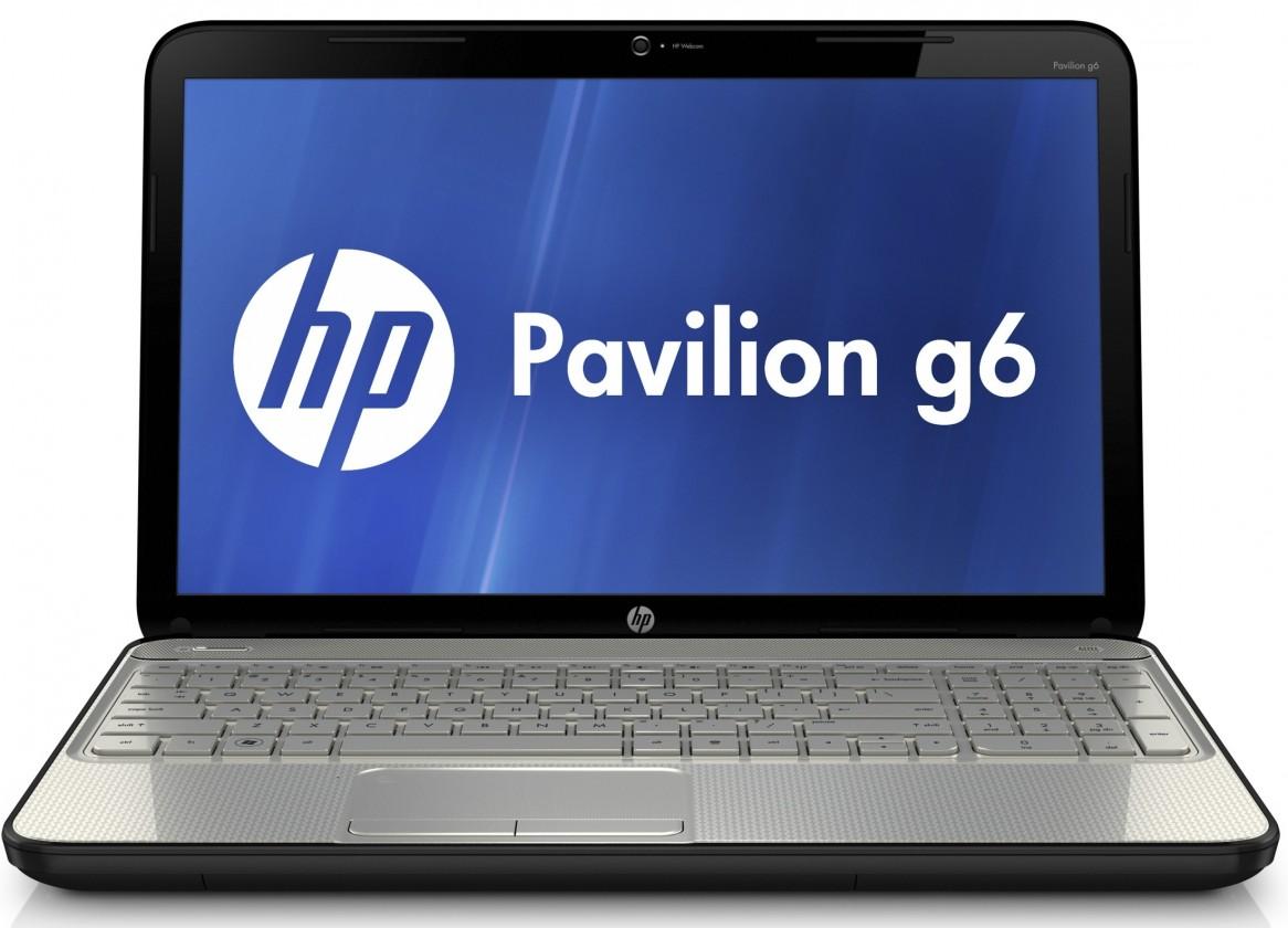 HP Pavilion g6-2225ec černá-bílá (C3M33EA#BCM)