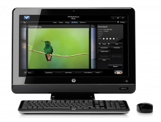 HP PC All-in-One 200-5401cs (LN720EA)