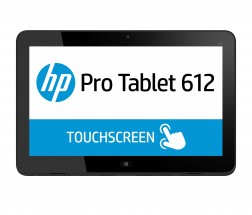 HP Pro x2 612 G1 F1P90EA, černá + DRAK!