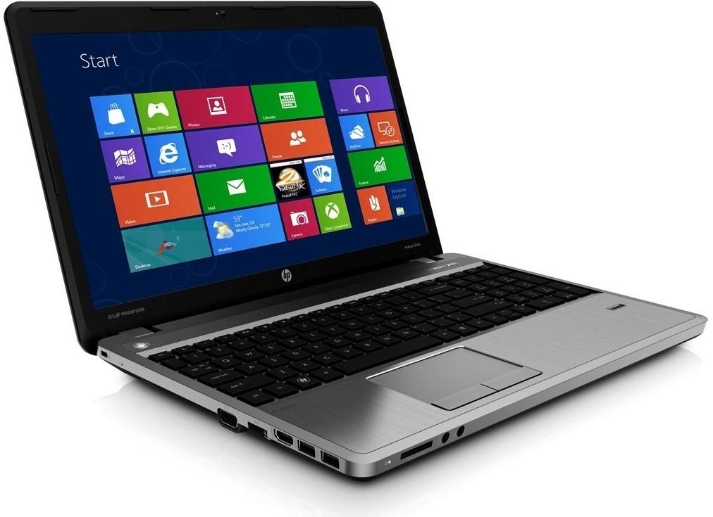 HP ProBook 4540s stříbrná (C4Z09EA#BCM)
