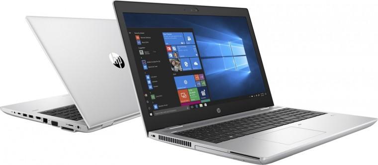 HP ProBook 650 G4 i5-8250U/8GB/256GB SSD/backlit keyb/Win 10 Pro