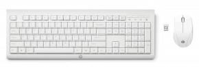 HP set klávesnice a myši C2710 bezdrátová, CZ, M7P30AA#AKB