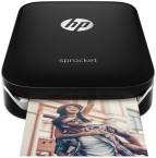 HP Sprocket Photo Printer, černá Z3Z92A