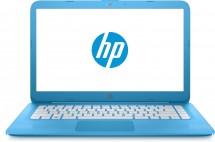 HP Stream 14-ax001 X9W71EA, modrá