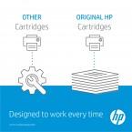 HP tisková kazeta CC533A, purpurová