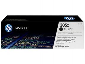 HP tisková kazeta CE410X velká, černá
