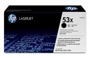 HP tisková kazeta Q7553X, černá