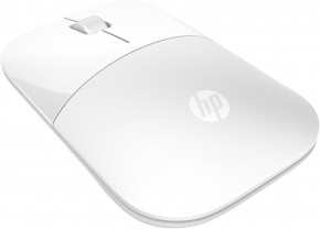 HP Z3700 Wireless Mouse - Blizzard White (V0L80AA#ABB)