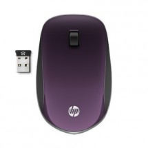 HP Z4000 Wireless Purple Mouse - MOUSE (E8H26AA#ABB)