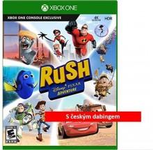 Hra Microsoft Xbox One Rush: A Disney Pixar Adventure GYN-00020 R