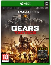 Hra na XBOX One - Gears Tactics
